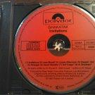 CD SHAKATAK Invitations red disc vintage import WEST GERMANY