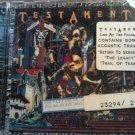 CD TESTAMENT Live at the Fillmore bonus SEALED