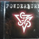 CD POWDERBURN self titled metal SEALED