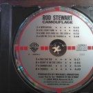 CD ROD STEWART Camouflage jeff beck vintage import TARGET