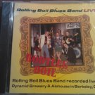 CD ROLLING BOIL BLUES BAND Bootleg Boil live beer comedy pyramid brewery SEALED SALE