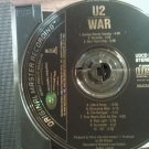 CD U2 War vintage import japan MSFL GOLD