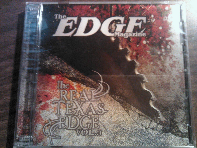 CD V/A Broken Teeth meyvn brotherhood powderburn monkeysoop jolly garagers texas edge vol 3