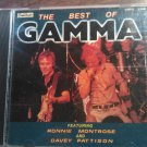 CD GAMMA The Best Of ronnie montrose davey pattison