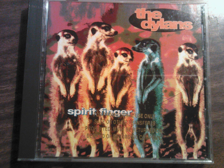 CD THE DYLANS Spirit Finger PROMO SALE
