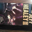 VHS THE JEFF HEALEY BAND See The Light live from london