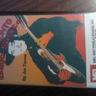 VHS CONJUNTO Bajo Sexto tejano latin joe torres mel bay guitar instructional