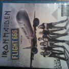 DVD IRON MAIDEN Flight 666 The Film movie BLU-RAY DISC