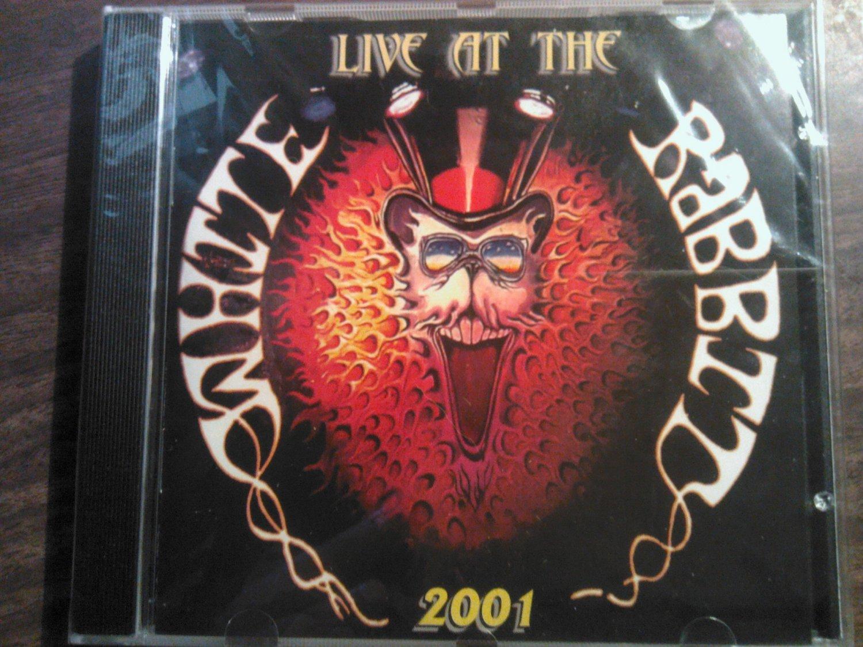 CD V/A Lokey Meek Ghodsonic Dayzy Chain Drughoney LIVE@WHITE RABBITT texas