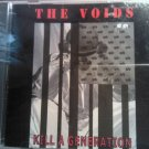 CD THE VOIDS Kill A Generation punk SEALED