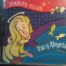CD JUANITA ULLOA Paz Y Alegria peace & joy holiday latin SEALED SALE