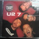 CD U2 7 seven u-2 Target exclusive SEALED