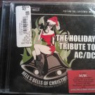 CD HOLIDAY Tribute to AC/DC Hell's bells of Christmas acdc SEALED