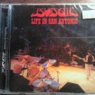 CD BUDGIE Life In San Antonio live concert texas SEALED