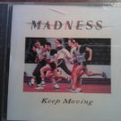 CD MADNESS Keep Moving michael caine ska SEALED