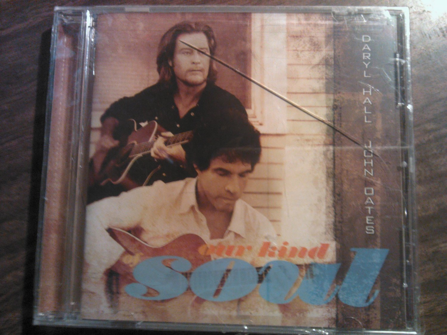 CD HALL AND OATES Our Kind of Soul john daryl SEALED
