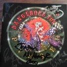 CD DANGEROUS TOYS Pissed jason mcmaster AUTOGRAPHED