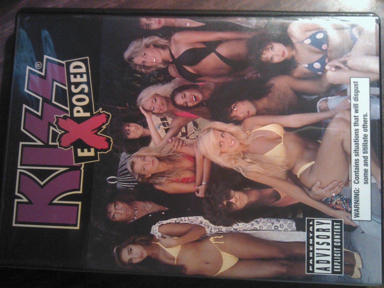 DVD KISS eXposed videos interviews