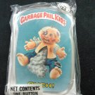 GPK PINBACK BUTTON Ouch! garbage pail kids VINTAGE