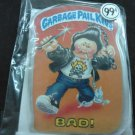 GPK PINBACK BUTTON Bad! garbage pail kids VINTAGE