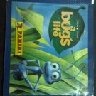 A BUGS LIFE ALBUM STICKERS pixar disney trading cards SEALED PACK