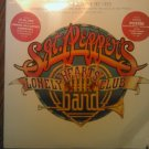 X2LP SGT PEPPERS LONELY HEARTS CLUB BAND soundtrack bee gees peter frampton poster vintage SEALED