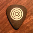 ZAKK WYLDE GUITAR PICK Black Label Society bullseye target bls black