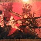 OZZY OSBOURNE 1986 TOUR BOOK Ultimate Sin jake e lee program VINTAGE