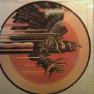 LP JUDAS PRIEST Screaming For Vengence vintage vinyl record PICTURE DISC