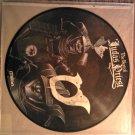 LP JUDAS PRIEST The Best Of milan vintage vinyl record PICTURE DISC