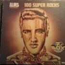 LP ELVIS PRESLEY 100 Super Rocks poster import vintage record BOX SET