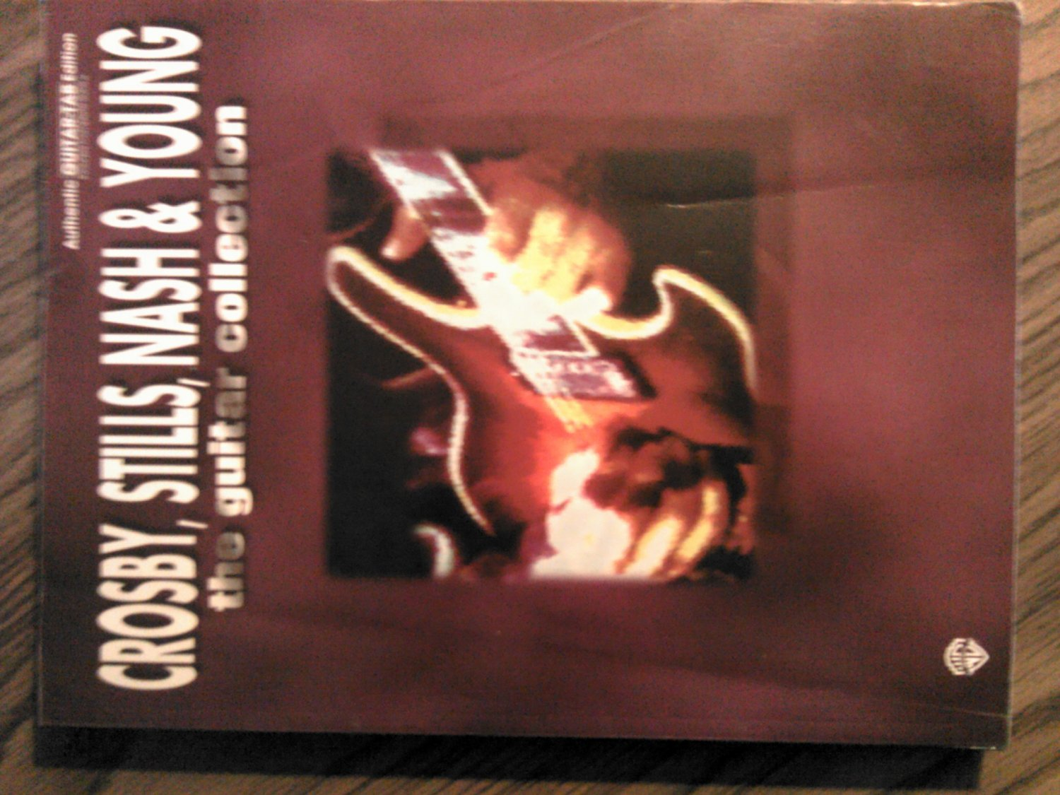 CROSBY STILLS NASH AND YOUNG SONGBOOK Collection csn&y guitar tablature TAB