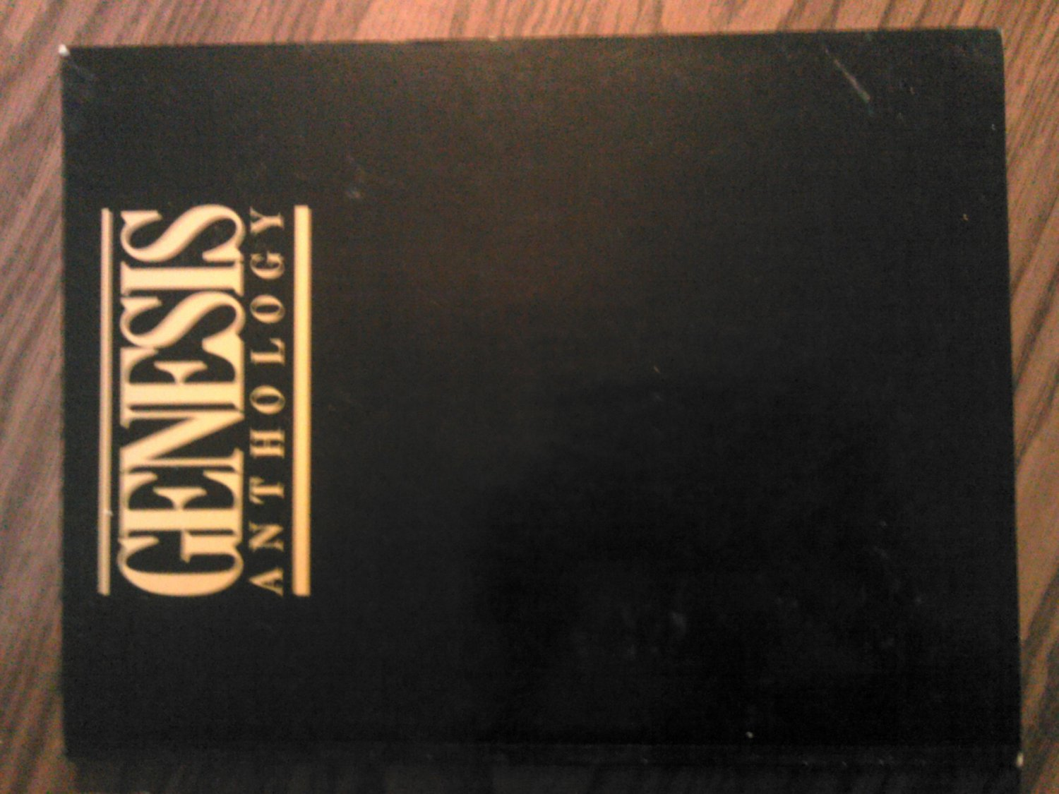 GENESIS SONGBOOK Anthology phil collins song book NEW SALE
