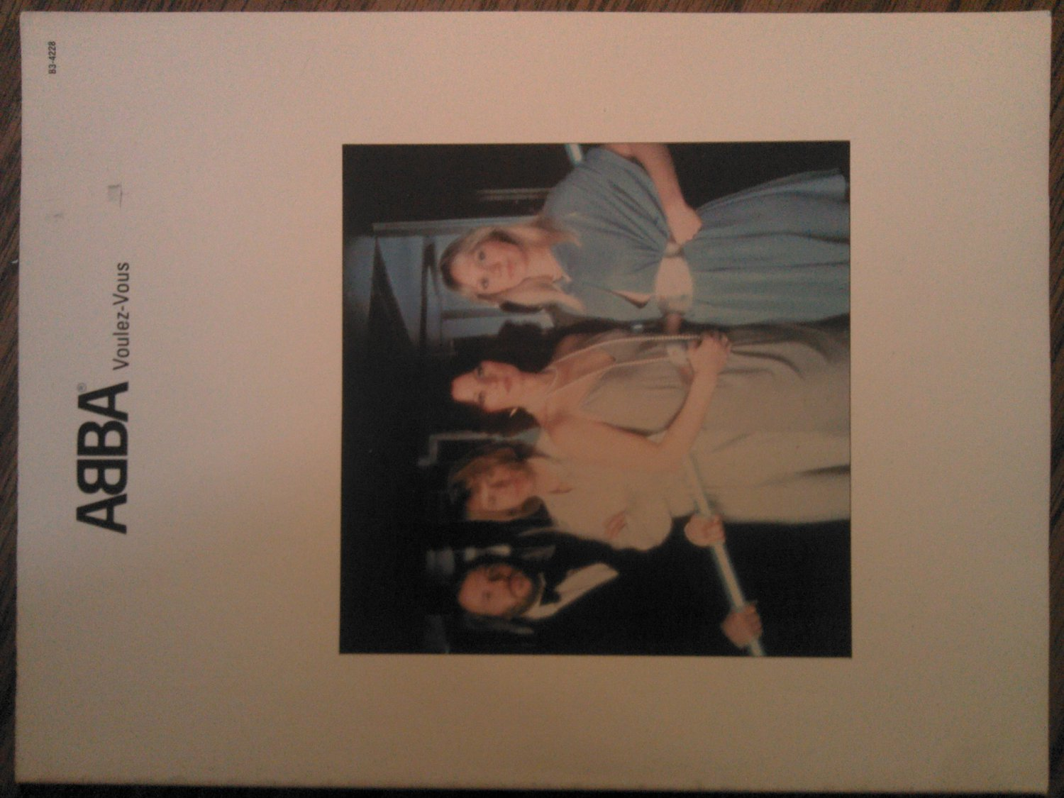 ABBA SONGBOOK Voulez-Vous chiquitita song book VINTAGE
