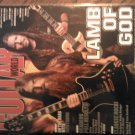 3/12 GUITAR WORLD magazine pantera doors grateful dead lamb of god asking alexandria TAB