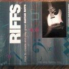 RIFFS SONGBOOK 150+ guitar riffs instructional cd tablature song book TAB SALE