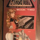 TIGERS OF TERRA TPB Book Two 2 the collected families of altered wars comic antarctic OOP