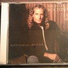 CD MICHAEL BOLTON Said I Loved You But I Lied 2 tracks single