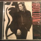 CD MICHAEL BOLTON Missing You Now kenny g 1 track PROMO