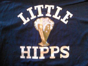 LITTLE HIPPS SHIRT Bubble Room san antonio texas XXL 2XL VINTAGE