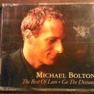 CD MICHAEL BOLTON The Best of Love 3 tracks austria IMPORT