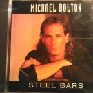 CD MICHAEL BOLTON Steel Bars 1 track PROMO