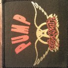AEROSMITH sew-on PATCH Pump wings logo IMPORT