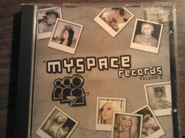 CD V/A myspace music weezer tila tequila fall out boy hollywood undead afi SALE