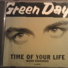 CD GREEN DAY Time of Your Life good riddance 2 tracks PROMO