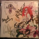 CD DANGEROUS TOYS The R-tist 4-merly Known As jason mcmaster AUTOGRAPHED