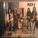 CD KISS Carnival of Souls Final Sessions gene simmons SEALED