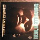 SHAQUILLE O'NEAL ALBUM FLAT Shaq Diesel rap poster PROMO
