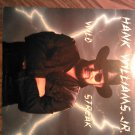 HANK WILLIAMS JR ALBUM FLAT Wild Streak country poster PROMO