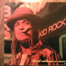 KID ROCK ALBUM FLAT Devil Without A Cause poster PROMO